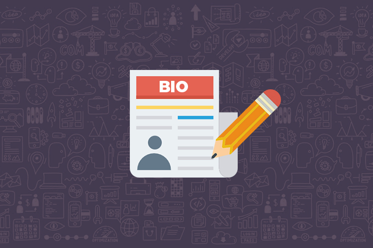 Are You Writing A Bio That Gets You Noticed? Don't! Hire a Professional Writer Instead