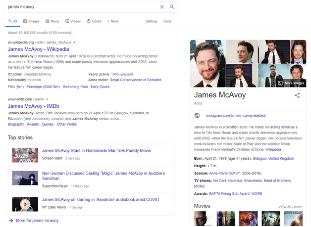 Google-for-research-biography