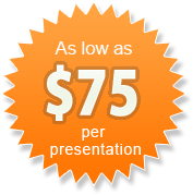 presentation writers for hire